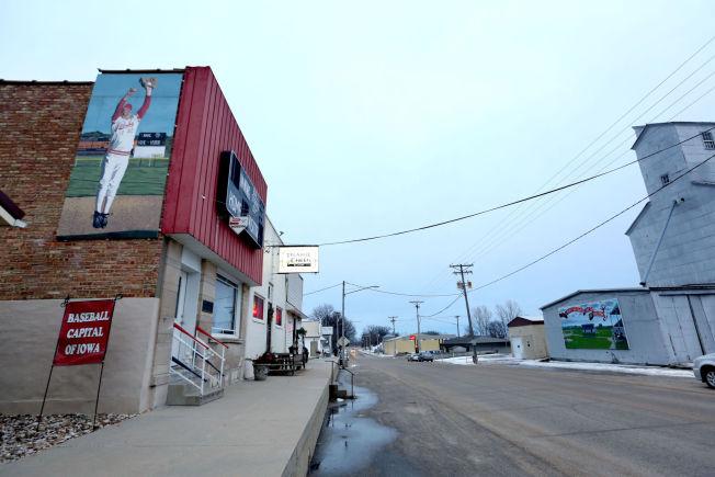 <p>«LILLE NORGE»: Norway i Iowa ble grunnlagt av Osmund Endreson Totland fra Hjelmeland i 1863. I dag har byen rundt 550 innbyggere.</p>