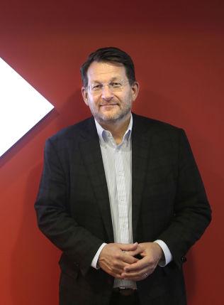 <p>SJEF: SBS Discovery-direktør Harald Strømme.</p>