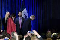 Nedtur for Trump, hårfint for Hillary