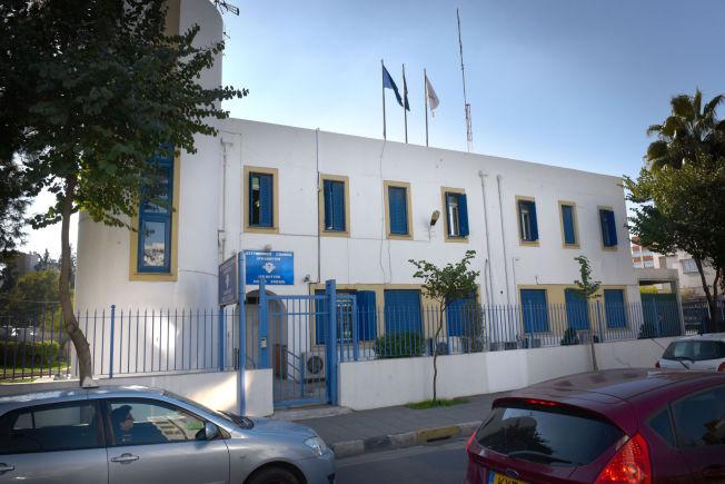 <p>PÅ POLITISTASJONEN. Espen Lee og de to andre norske mennene sitter fengslet på tre forskjellige politistasjoner i Nikosia, en av dem på Lykavittos politistasjon.</p>