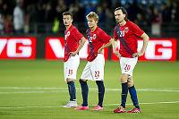City-spiller Bersant Celina sier nei til å spille for Norge