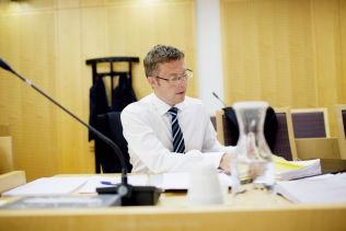 Advokat Morten Engesbak