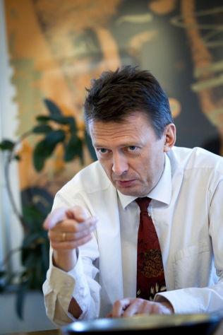 <p>FULGTE IKKE REGLENE: Advokat Brynjulf Risnes mener regelverket ikke ble fulgt da hans klient Hani søkte asyl på Storskog 27.november.</p>