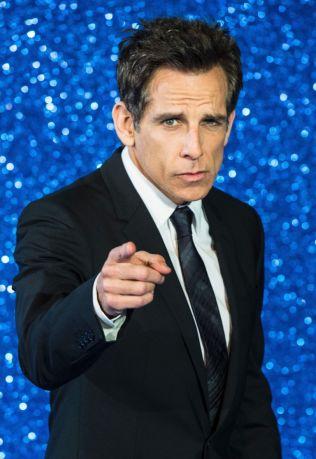 <p>HYLLER BOWIE: Ben Stiller. Foto: AFP<br/></p>