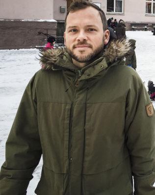 <p>FOR GRATIS SKOLEMAT: SV-leder Audun Lysbakken.</p>
