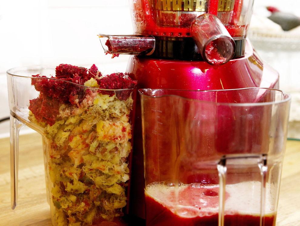<p>SALGSVINNER: Å lage juice eller smoothie på kjøkkenet er blitt veldig populært. Det tyder i alle fall salgstall fra Elektrobransjen på. FOTO: Janne Møller-Hansen/VG</p>