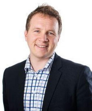 <p>TAUS: Filip Rygg er styreleder i stiftelsen Betanien.</p>