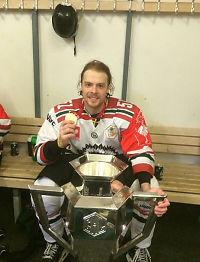 Frölunda vant Champions Hockey League – med nordmann på laget