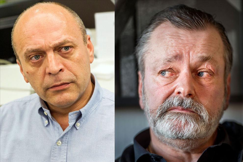 <p>FORVENTER BATALJE: Gjermund Cappelen (49) hevder den tidligere politilederen Eirik Jensen (58) var en sentral brikke i 49-åringens narkotikanettverk gjennom en årrekke. Til høsten møtes de to som tiltalte i samme rettssak, og begge varsler oppvask fra hver sin kant.</p>