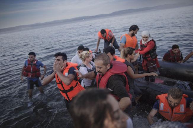 <p>FAREFULL FERD: 409 båtflyktninger har druknet på ferden over Middelhavet hittil i år, melder International Organisation for Migration.</p> <p>Foto: ESPEN RASMUSSEN, VG</p>