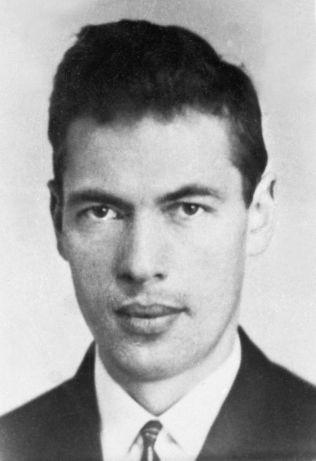 <p>KGB-KONTAKT: Russeren Evgenij Beljaev.</p>