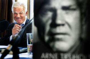 <p>FORFATTER: Arne Treholt har utgitt tre bøker om livet i fengsel.<br/></p>
