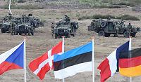 NATO bygger i øst og famler i sør