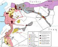 Russland foreslår våpenhvile i Syria fra 1. mars