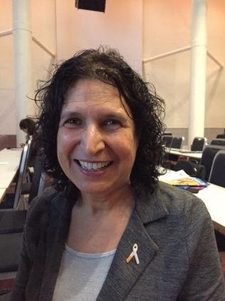 <p/> <p>Overlege Serena Tonstad ved seksjon for preventiv kardiologi ved Oslo universitetssykehus</p>