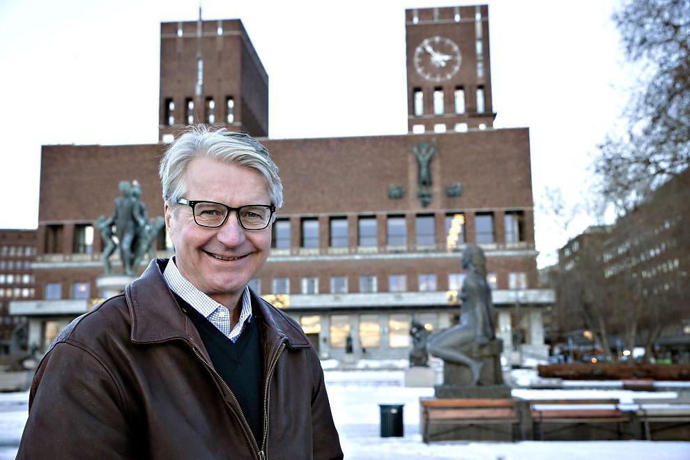 <p>SAKLIG DEBATT: Tidligere ordfører i Oslo, Fabian Stang, etterlyser en mer saklig ordbruk i asyldebatten.</p>