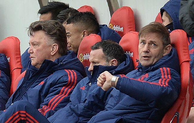 TIDEN OVER FOR VAN GAAL?: Tiden er i ferd med å renne ut for Manchester United-manager Louis van Gaal etter tapet mot Sunderland.