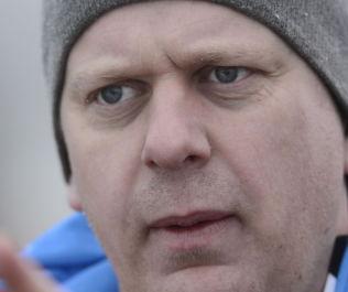 TV 2s skiskytterekspert Ole Kristian Stoltenberg.