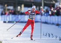 Sikret Norges første gull i ungdoms-OL