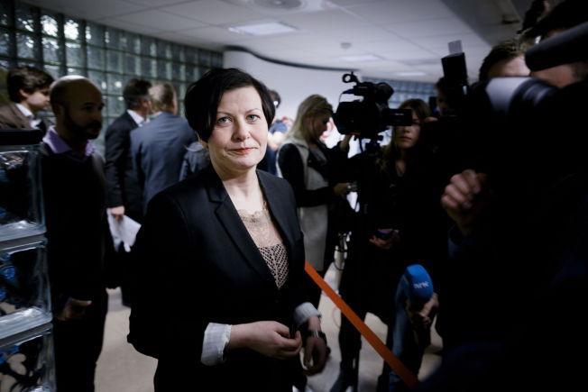 <p>HAR FORSTÅELSE: Helga Pedersen, nestleder i Arbeiderpartiet, sier hun sympatiserer med både asylsaksbehandlere og asylsøkere, men er uenig i middelet.<br/></p>