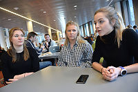 Studenter skremt av krisen: – Jeg jobber enda hardere