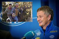 Solskjær råder Midtjylland til å tenke som Jim Carrey i«Dum og dummere»