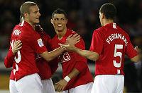 Cristiano Ronaldo: Snakket nesten ikke med lagkameratene i United
