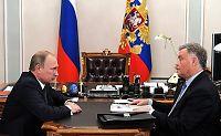 - Putin kan sikre fred og demokrati i verden