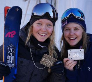 par søker par Ski