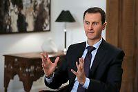 Russland advarer Assad mot å hindre våpenhvile