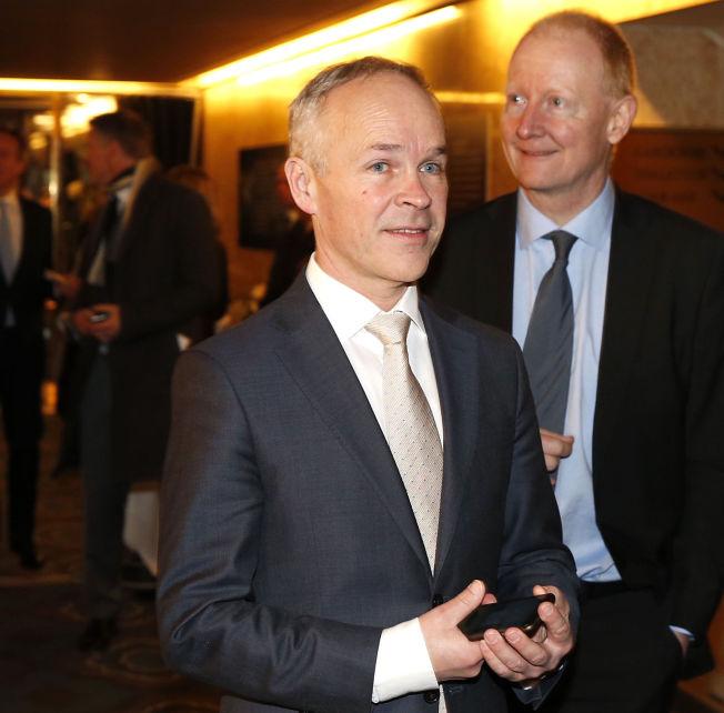 <p>STATSRÅD: Jan Tore Sanner (H), kommunal- og moderniseringsminister.<br/></p>