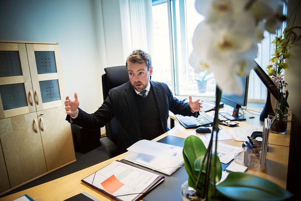 <p>SKREMT AV SPRIKET: Kunnskapsminister Torbjørn Røe Isaksen (H) vil jobbe for at skoler som presterer i toppen og bunnen på de nasjonale prøvene skal komme nærmere hverandre.</p>