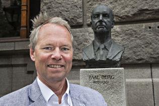 NUMMER TO: Jusprofessor Hans Petter Graver var i finalen om toppjobben i Høyesterett