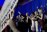 Donald Trump vant i Sør-Carolina