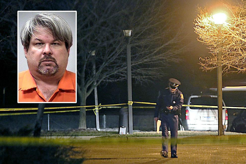 <p>MISTENKT: Politiet etterforsker nå flere av åstedene hvor skytingen i Michigan har funnet sted. Den mistenkte gjerningsmannen er 45 år gamle Jason Dalton.</p>