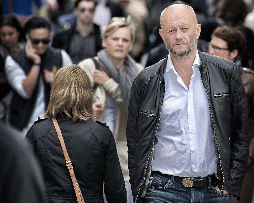 Stein Lier-Hansen i Norsk Industri sier vi kan få 200 000 ledige i Norge. Foto: MATTIS SANDBLAD, VG