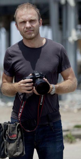 <p>PRISVINNER: VG-fotograf Espen Rasmussen.</p>