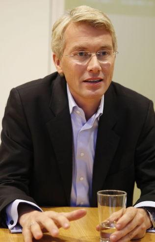 <p>TV2-SJEF: Olav T. Sandnes.</p>