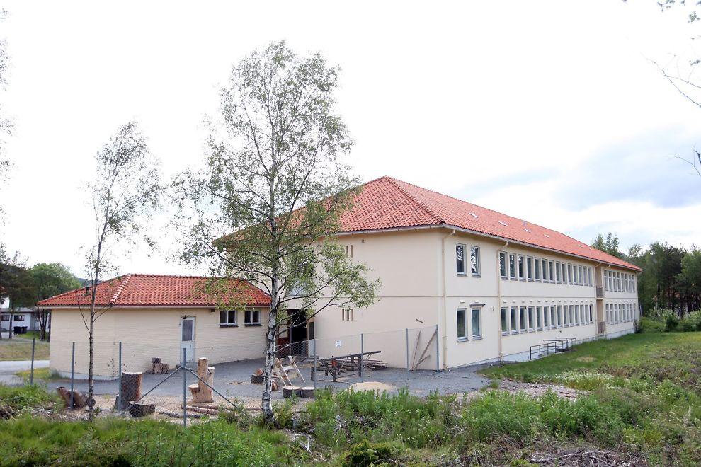<p>NYE LOKALER: Den nye fengselsavdelingen for barn ble opprettet i 2009.</p>