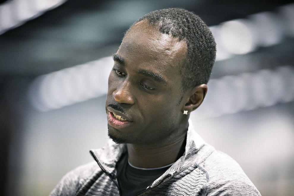 <p>TILTALT: Sprinteren Jaysuma Saidy Ndure må møte i Nedre Romerike tingrett igjen torsdag. Han er tiltalt for mot ekssamboeren.</p>