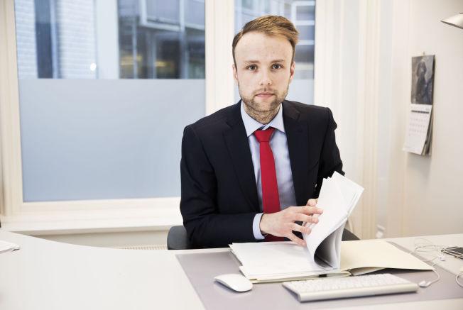 <p>FORSVARER: Advokat Anders E. Solberg representerte den mindreårige asylsøkeren i retten i september. I midten av januar fikk han beskjed om at anken var trukket.<br/></p>
