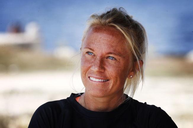 <p>ULYKKE: Kari Schibevaag har vært i en ulykke i Cape Town. Her er hun under «Mesternes mester»-innspilling på Sicilia.</p>