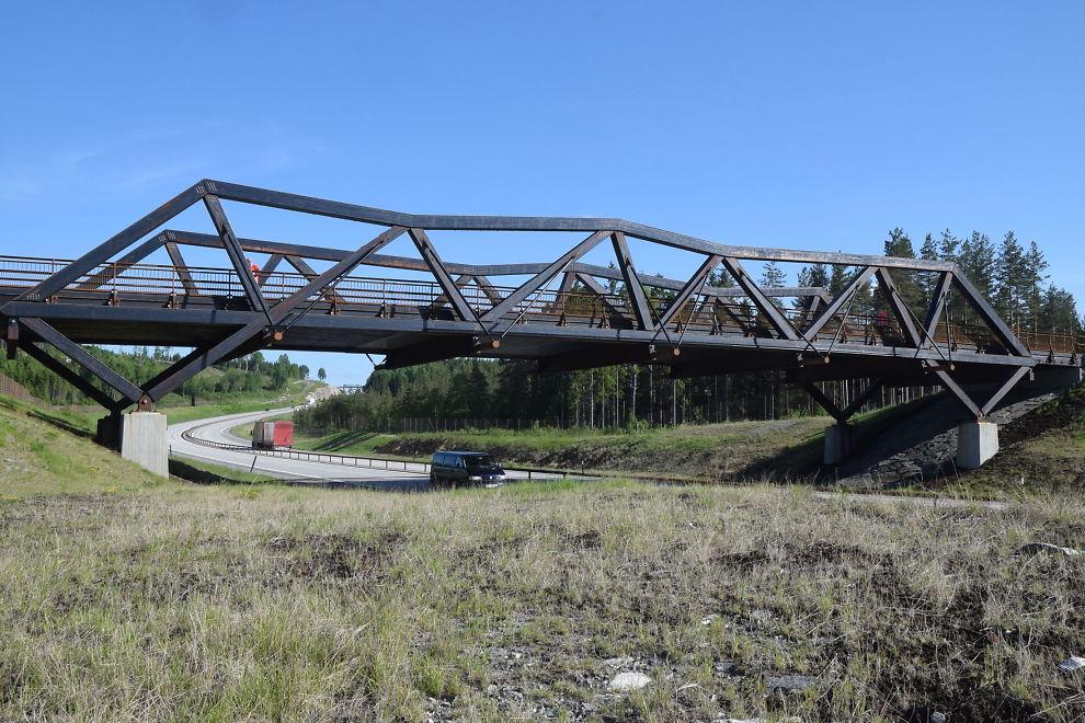 <p>STENGES: Sundbyveien bro på fylkesveg 507 vil bli stengt i kveld.</p>