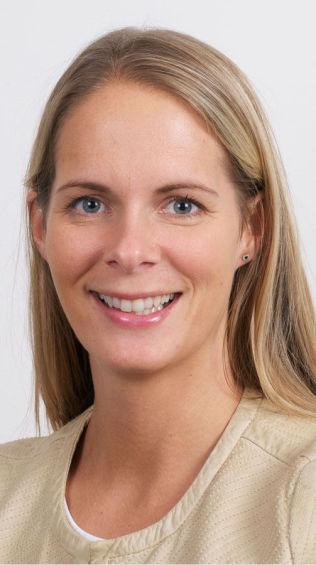 <p>Postdoktor Cathrine Thorleifsson ved Universitetet i Oslo.<br/></p>