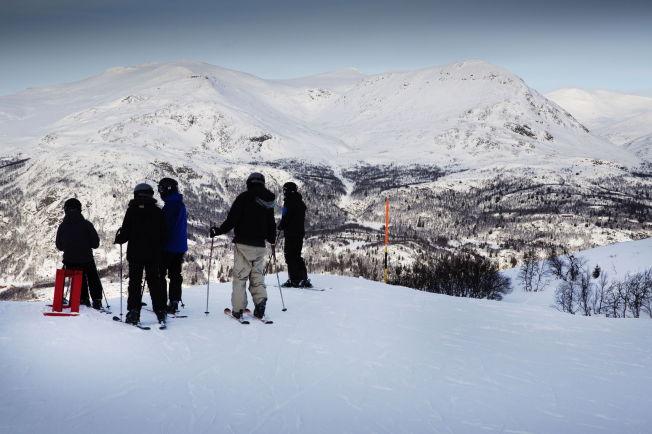 <p>HAFJELL: Både nordmenn og turister strømmer til alpinanleggene rundt om i landet i vinterferien.<br/></p>