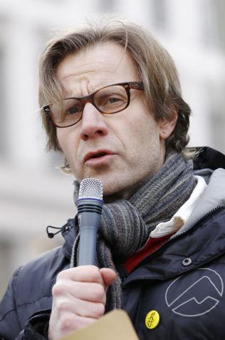 <p>BEKYMRET: John Peder Egenæs, generalsekretær i Amnesty Foto: Erlend Aas / Scanpix</p>