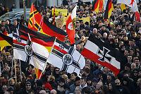 Tysk etterretning: Bekymret for radikalisering av asylmotstandere