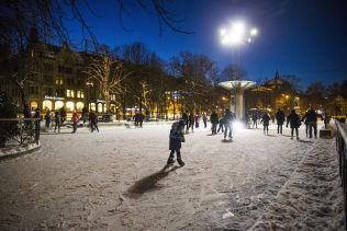 <p>VINTERIDYLL: Oslo når ikke opp blant verdens beste byer - men er slått av både Stockholm, København og San Francisco...</p> <p>Foto: FRODE HANSEN, VG</p>