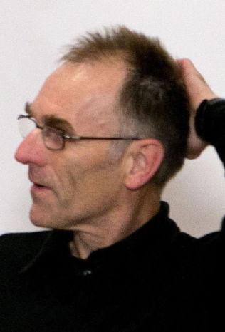 SYKKEL-SJEF: Bjørn Sætre.
