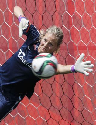 <p>IKKE MED: Ingrid Hjelmseth.</p>